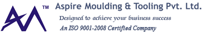 ASPIRE MOULDING & TOOLING PVT.LTD. Logo